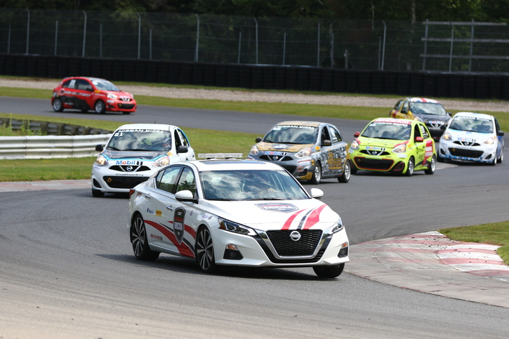 Coupe Nissan Micra Cup in Photos, JULY 26-28 | CIRCUIT MONT-TREMBLANT, QC - 36-190729013012