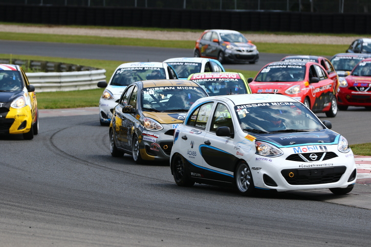 Coupe Nissan Micra Cup in Photos, JULY 26-28 | CIRCUIT MONT-TREMBLANT, QC - 36-190729013022