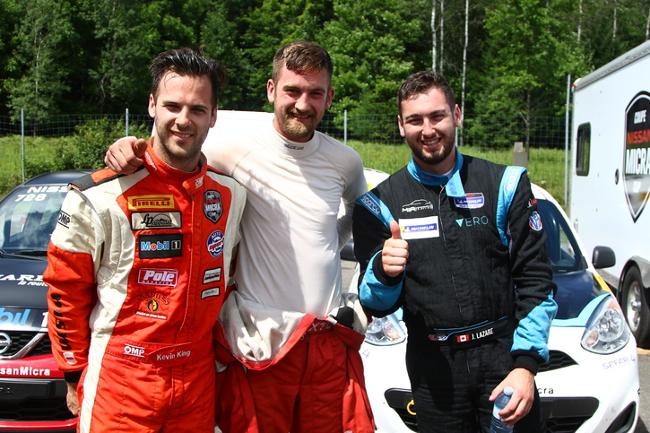 Coupe Nissan Micra Cup in Photos, JULY 26-28 | CIRCUIT MONT-TREMBLANT, QC - 36-190729013024