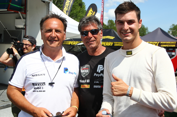Coupe Nissan Micra Cup in Photos, JULY 26-28 | CIRCUIT MONT-TREMBLANT, QC - 36-190729013033