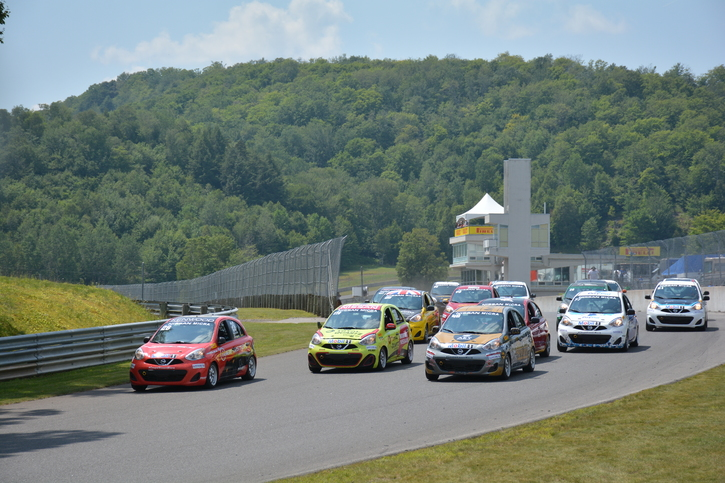 Coupe Nissan Micra Cup in Photos, JULY 26-28 | CIRCUIT MONT-TREMBLANT, QC - 36-190729013044