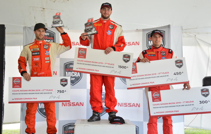 Coupe Nissan Micra Cup in Photos, JULY 26-28 | CIRCUIT MONT-TREMBLANT, QC - 36-190729013218