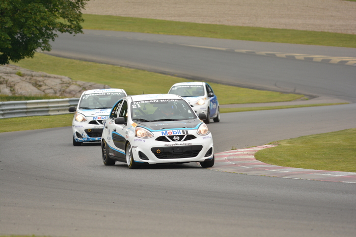 Coupe Nissan Micra Cup in Photos, JULY 26-28 | CIRCUIT MONT-TREMBLANT, QC - 36-190729013228