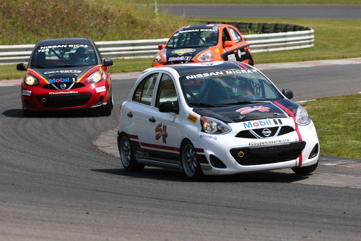 Coupe Nissan Micra Cup in Photos, JULY 26-28 | CIRCUIT MONT-TREMBLANT, QC - 36-190729013238