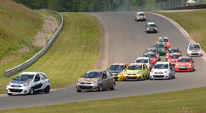 Coupe Nissan Micra Cup in Photos, JULY 26-28 | CIRCUIT MONT-TREMBLANT, QC - 36-190729013244