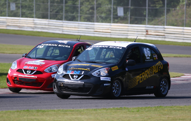 Coupe Nissan Micra Cup in Photos, JULY 26-28 | CIRCUIT MONT-TREMBLANT, QC - 36-190729013246