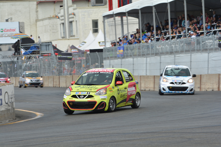 Coupe Nissan Micra Cup in Photos, AUGUST 9-11 | CIRCUIT TROIS-RIVIÈRES, QC - 37-190812015639