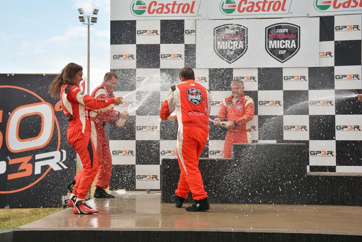 Coupe Nissan Micra Cup in Photos, AUGUST 9-11 | CIRCUIT TROIS-RIVIÈRES, QC - 37-190812015644