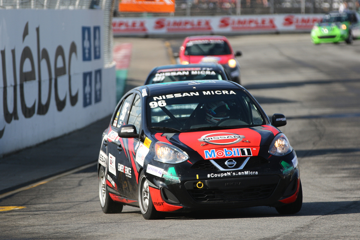 Coupe Nissan Micra Cup in Photos, AUGUST 9-11 | CIRCUIT TROIS-RIVIÈRES, QC - 37-190812015725