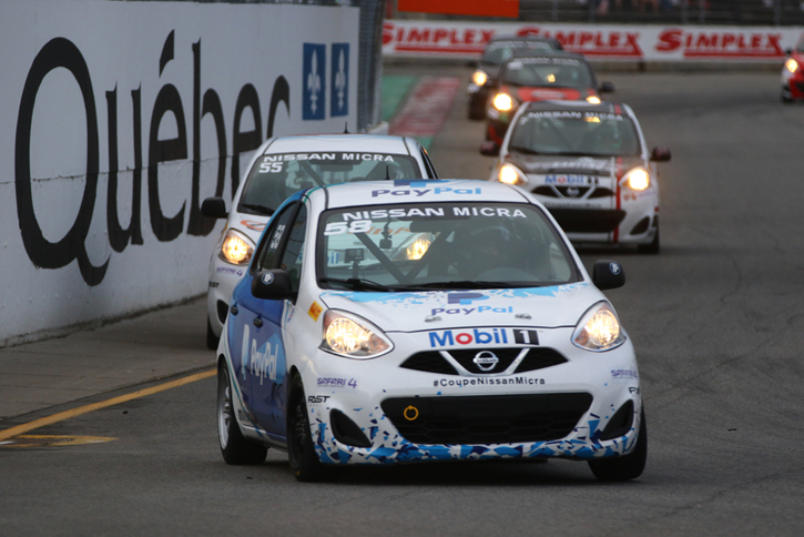 Coupe Nissan Micra Cup in Photos, AUGUST 9-11 | CIRCUIT TROIS-RIVIÈRES, QC - 37-1908120157270