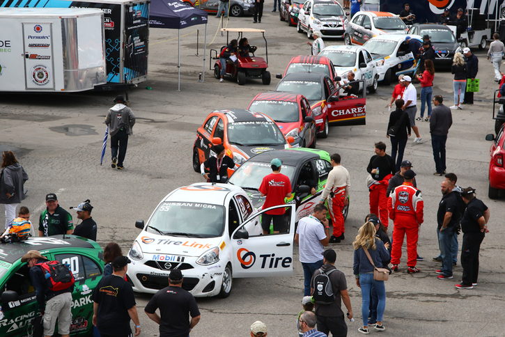 Coupe Nissan Micra Cup in Photos, AUGUST 9-11 | CIRCUIT TROIS-RIVIÈRES, QC - 37-190812015753