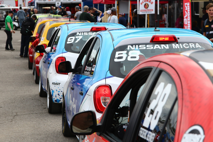 Coupe Nissan Micra Cup in Photos, AUGUST 9-11 | CIRCUIT TROIS-RIVIÈRES, QC - 37-190812015757