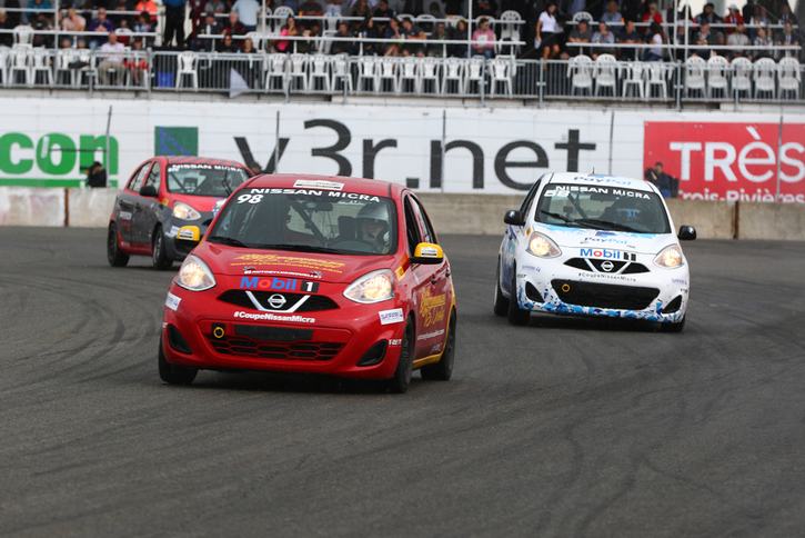 Coupe Nissan Micra Cup in Photos, AUGUST 9-11 | CIRCUIT TROIS-RIVIÈRES, QC - 37-190812015801