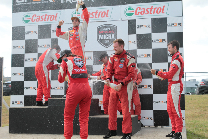 Coupe Nissan Micra Cup in Photos, AUGUST 9-11 | CIRCUIT TROIS-RIVIÈRES, QC - 37-1908120158080