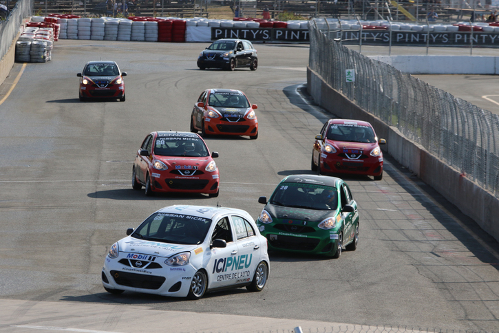 Coupe Nissan Micra Cup in Photos, AUGUST 9-11 | CIRCUIT TROIS-RIVIÈRES, QC - 37-1908120158490