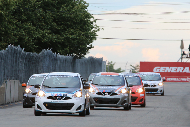 Coupe Nissan Micra Cup in Photos, AUGUST 9-11 | CIRCUIT TROIS-RIVIÈRES, QC - 37-1908120158500