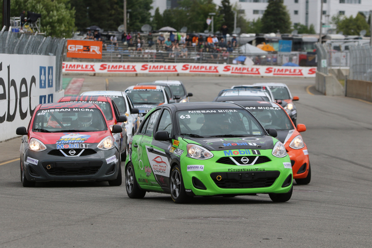 Coupe Nissan Micra Cup in Photos, AUGUST 9-11 | CIRCUIT TROIS-RIVIÈRES, QC - 37-190812015947