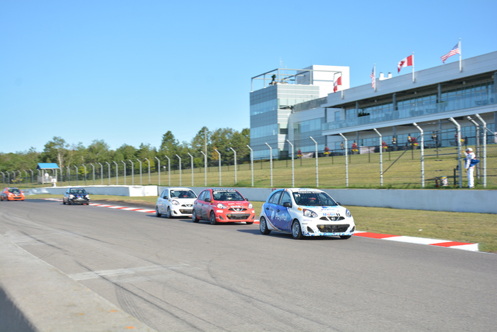 Coupe Nissan Micra Cup in Photos, August 24-25 | CANADIAN TIRE MOTORSPORT PARK, ON - 38-190827205438