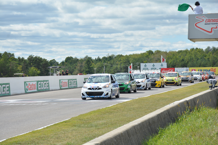 Coupe Nissan Micra Cup in Photos, August 24-25 | CANADIAN TIRE MOTORSPORT PARK, ON - 38-190827205439
