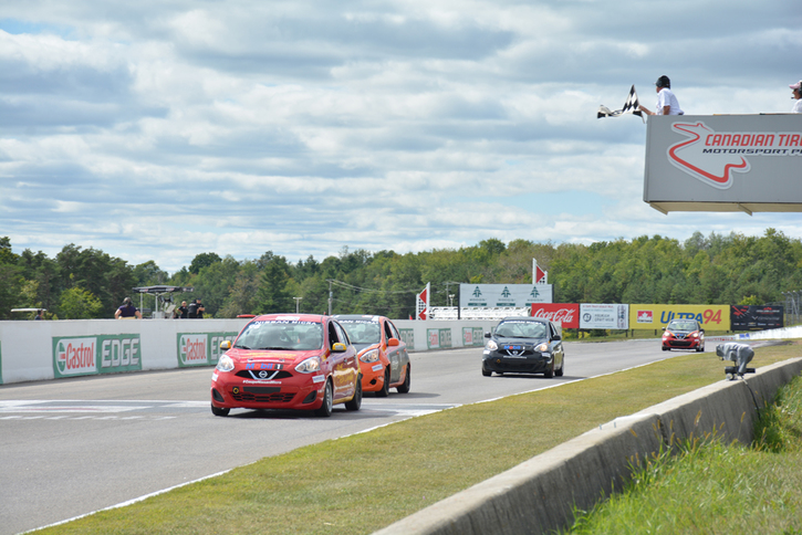 Coupe Nissan Micra Cup in Photos, August 24-25 | CANADIAN TIRE MOTORSPORT PARK, ON - 38-190827205440