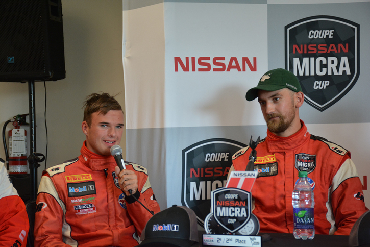 Coupe Nissan Micra Cup in Photos, August 24-25 | CANADIAN TIRE MOTORSPORT PARK, ON - 38-190827205511