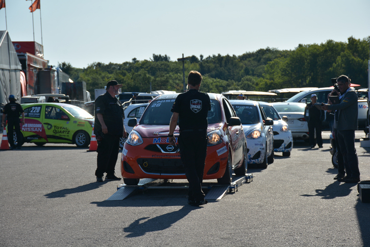 Coupe Nissan Micra Cup in Photos, August 24-25 | CANADIAN TIRE MOTORSPORT PARK, ON - 38-1908272055120