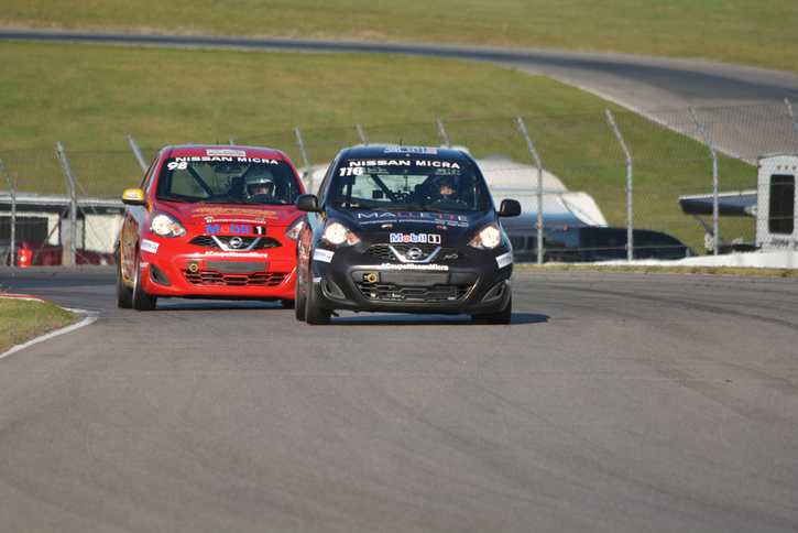 Coupe Nissan Micra Cup in Photos, August 24-25 | CANADIAN TIRE MOTORSPORT PARK, ON - 38-190827205512