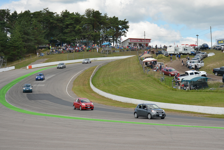 Coupe Nissan Micra Cup in Photos, August 24-25 | CANADIAN TIRE MOTORSPORT PARK, ON - 38-1908272055140
