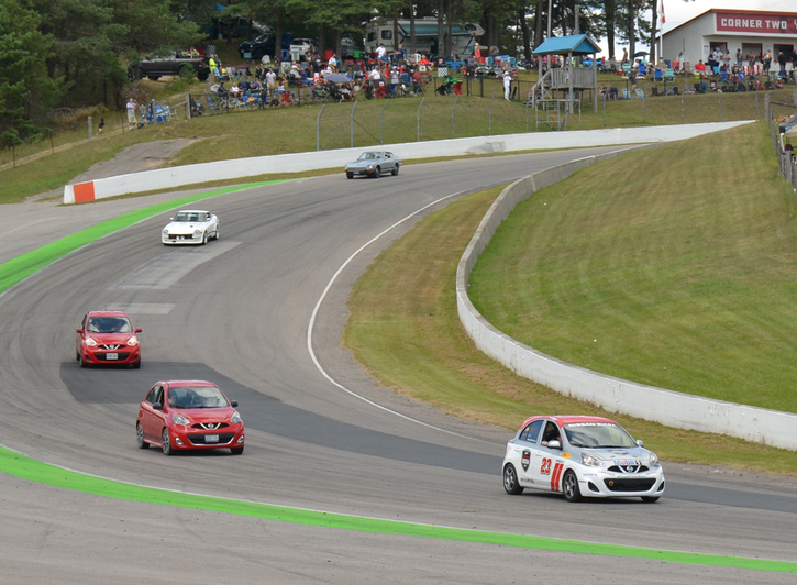 Coupe Nissan Micra Cup in Photos, August 24-25 | CANADIAN TIRE MOTORSPORT PARK, ON - 38-1908272055150