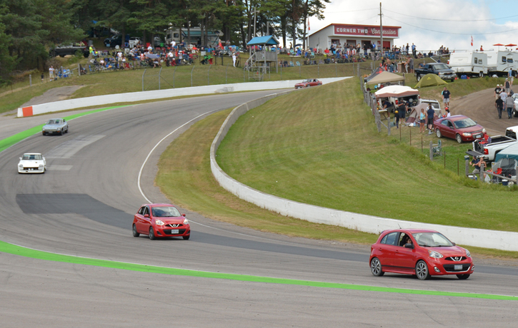 Coupe Nissan Micra Cup in Photos, August 24-25 | CANADIAN TIRE MOTORSPORT PARK, ON - 38-1908272055160