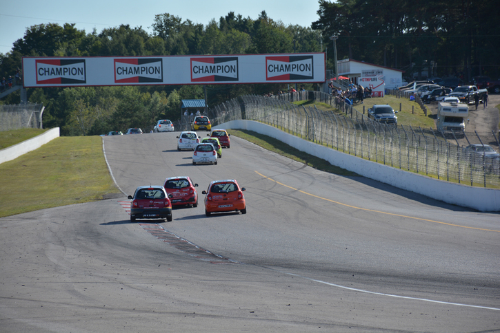 Coupe Nissan Micra Cup in Photos, August 24-25 | CANADIAN TIRE MOTORSPORT PARK, ON - 38-1908272055560