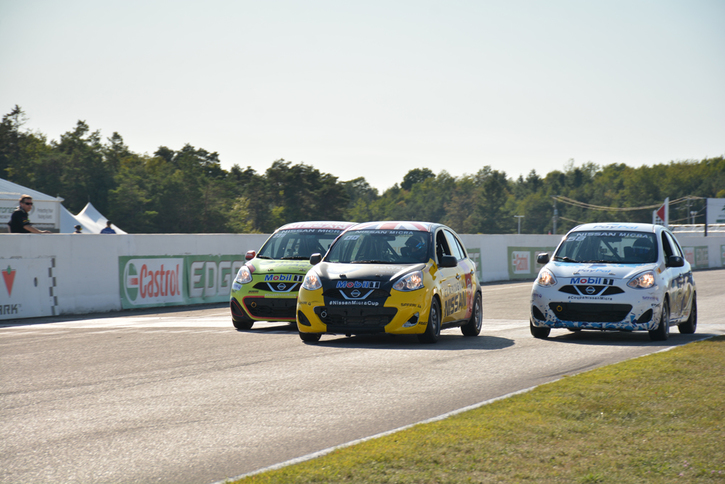 Coupe Nissan Micra Cup in Photos, August 24-25 | CANADIAN TIRE MOTORSPORT PARK, ON - 38-1908272055570
