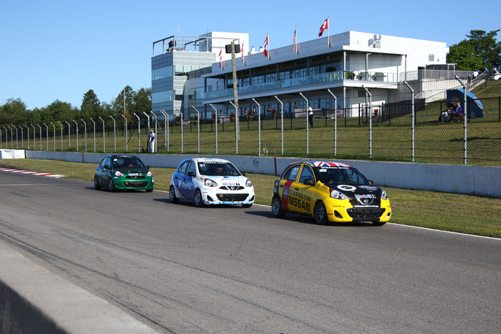 Coupe Nissan Micra Cup in Photos, August 24-25 | CANADIAN TIRE MOTORSPORT PARK, ON - 38-190827205643