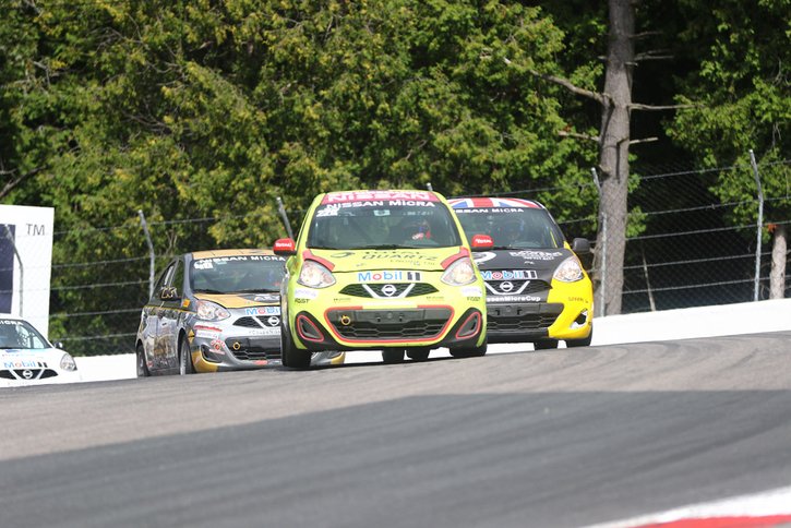 Coupe Nissan Micra Cup in Photos, August 24-25 | CANADIAN TIRE MOTORSPORT PARK, ON - 38-1908272056520