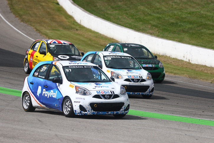 Coupe Nissan Micra Cup in Photos, August 24-25 | CANADIAN TIRE MOTORSPORT PARK, ON - 38-1908272056560