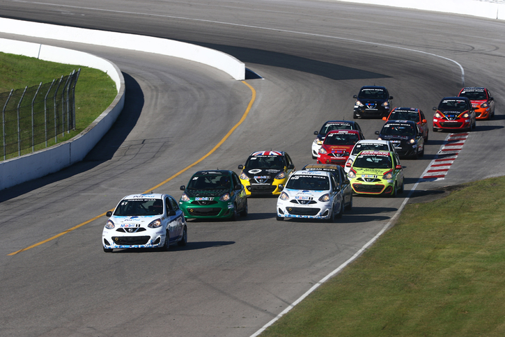 Coupe Nissan Micra Cup in Photos, August 24-25 | CANADIAN TIRE MOTORSPORT PARK, ON - 38-1908272057240
