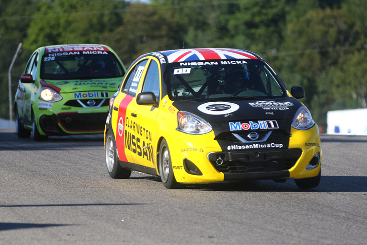 Coupe Nissan Micra Cup in Photos, August 24-25 | CANADIAN TIRE MOTORSPORT PARK, ON - 38-190827205724
