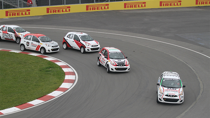 Coupe Nissan Micra Cup in Photos, JUNE 5 - JUNE 7 | FORMULA 1 GRAND PRIX CANADA - 4-170623130518