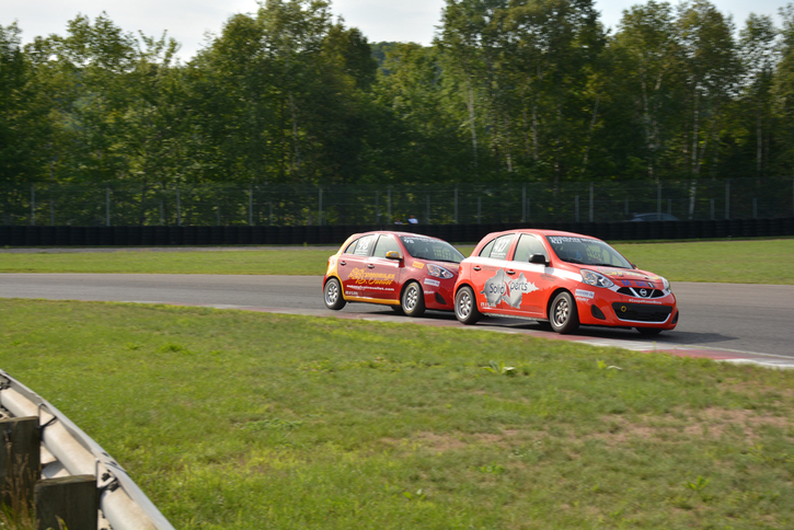 Coupe Nissan Sentra Cup in Photos, JULY 25-26 | CIRCUIT MONT-TREMBLANT, QC - 40-200727175030