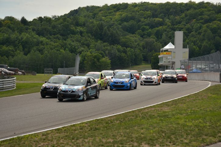 Coupe Nissan Sentra Cup in Photos, JULY 25-26 | CIRCUIT MONT-TREMBLANT, QC - 40-200727175138