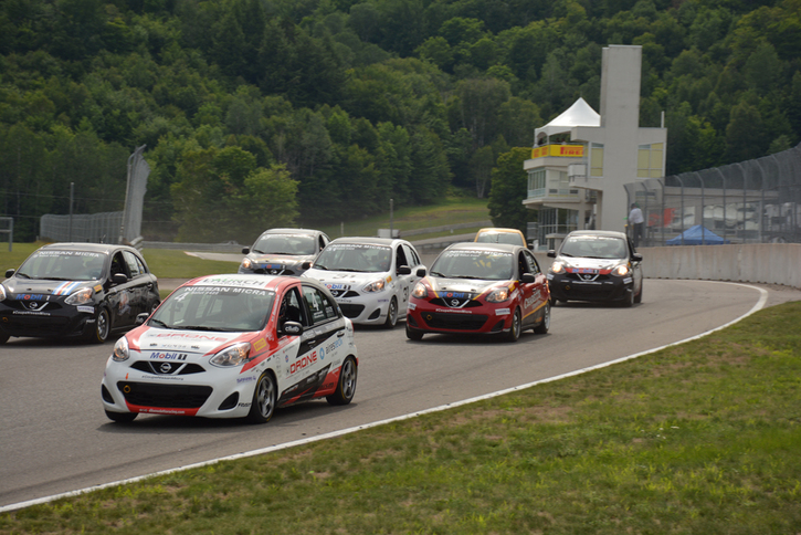 Coupe Nissan Sentra Cup in Photos, JULY 25-26 | CIRCUIT MONT-TREMBLANT, QC - 40-200727175139