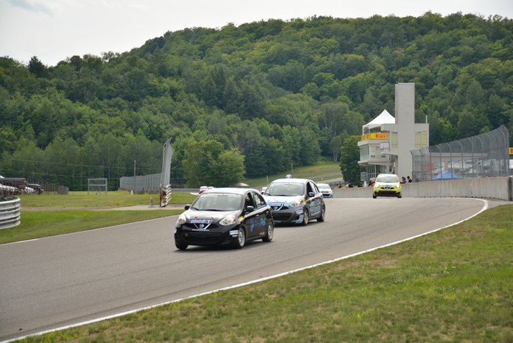 Coupe Nissan Sentra Cup in Photos, JULY 25-26 | CIRCUIT MONT-TREMBLANT, QC - 40-200727175140