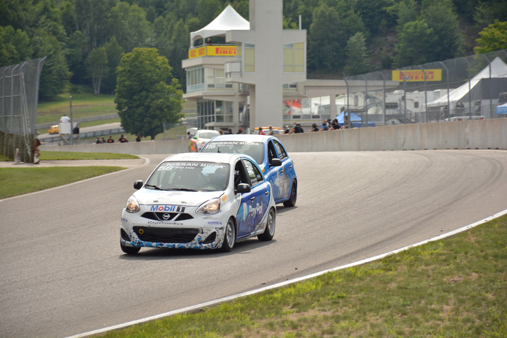 Coupe Nissan Sentra Cup in Photos, JULY 25-26 | CIRCUIT MONT-TREMBLANT, QC - 40-200727175209
