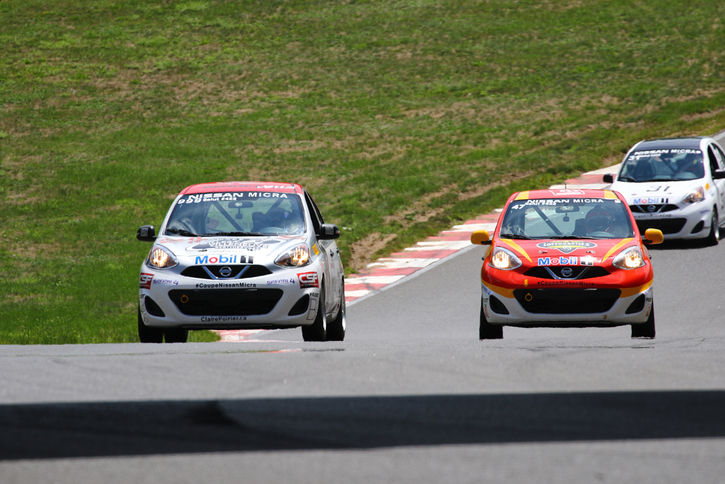 Coupe Nissan Sentra Cup in Photos, JULY 25-26 | CIRCUIT MONT-TREMBLANT, QC - 40-2007271754120