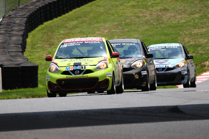 Coupe Nissan Sentra Cup in Photos, JULY 25-26 | CIRCUIT MONT-TREMBLANT, QC - 40-2007271754130