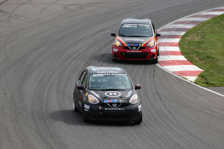 Coupe Nissan Sentra Cup in Photos, JULY 25-26 | CIRCUIT MONT-TREMBLANT, QC - 40-2007271821180
