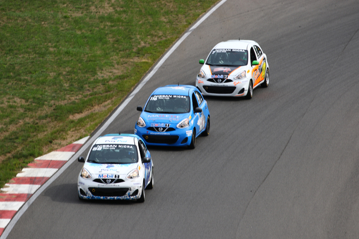 Coupe Nissan Sentra Cup in Photos, JULY 25-26 | CIRCUIT MONT-TREMBLANT, QC - 40-2007271821220