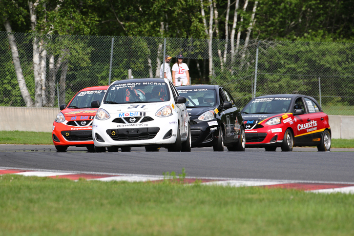 Coupe Nissan Sentra Cup in Photos, JULY 25-26 | CIRCUIT MONT-TREMBLANT, QC - 40-200727182214