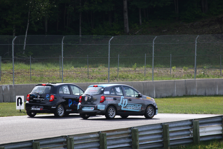 Coupe Nissan Sentra Cup in Photos, JULY 25-26 | CIRCUIT MONT-TREMBLANT, QC - 40-2007271822150