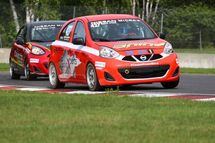Coupe Nissan Sentra Cup in Photos, JULY 25-26 | CIRCUIT MONT-TREMBLANT, QC - 40-200727182215